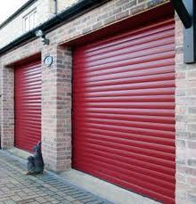 Rollup Garage Door New City