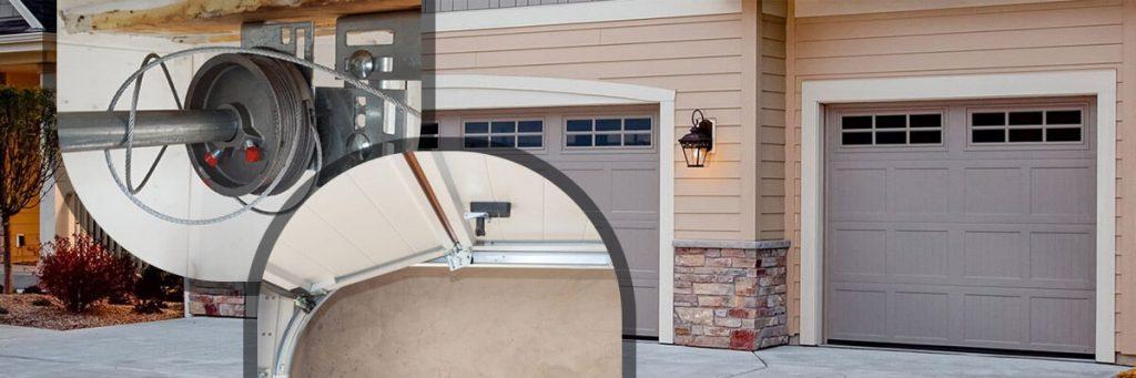Garage Door Tracks Repair New City